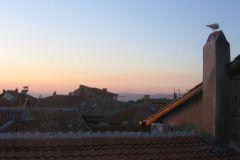 Coucher de soleil sur Nessebar
