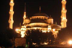 Sultanahmet, la Mosquée Bleue