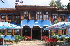 Le restaurant à Koprivshtitsa