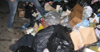Les ordures de Sofia
