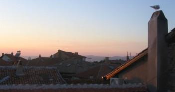 Coucher de soleil Nessebar