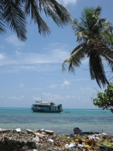 Maldives, paradis menacé