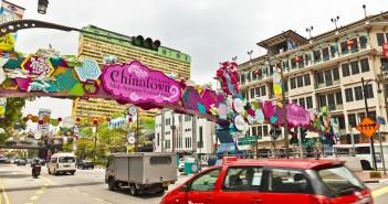 Chinatown Singapour