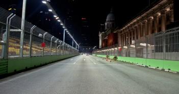 Circuit F1 Singapour