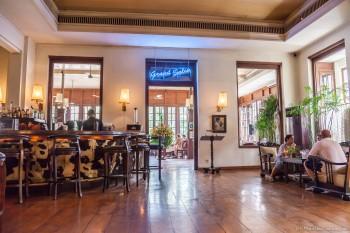 Cafe Batavia Jakarta Java Indonesie