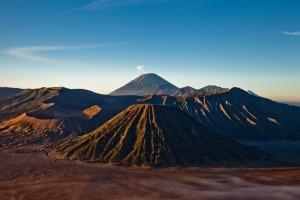 Mont Bromo, Java