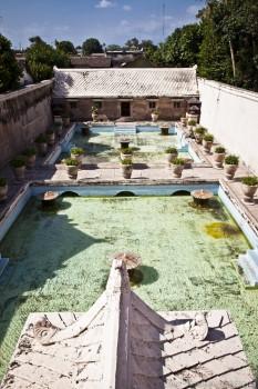 Water Palace Yogyakarta Java Indonesie