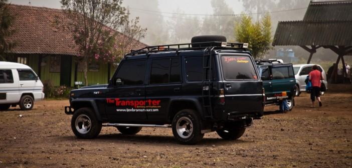 Jeep Kawah Ijen