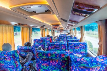 Bus entre Singapour et Kuala Lumpur Malaisie