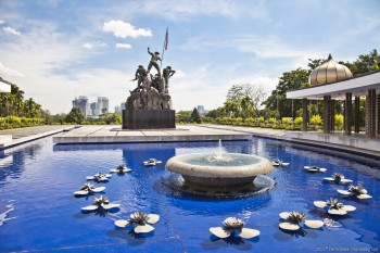 Monument National Kuala Lumpur Malaisie