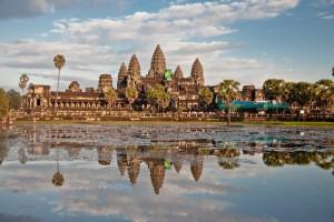 Angkor Wat, merveille d'Angkor