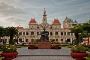 Hôtel de ville d'Ho Chi Minh