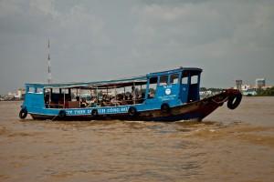 Excursion sur le Mékong