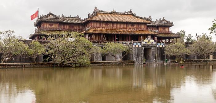 Palais de Hué, Vietnam