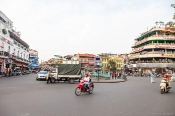 d'Hanoï, Vietnam