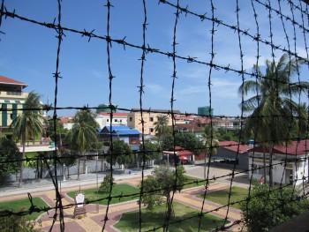 Prison Tuol Slang Phnom Penh Cambodge