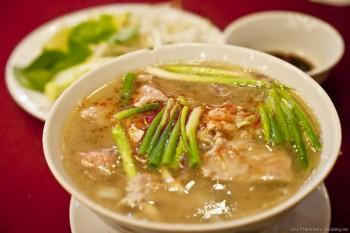 Soupe Maison chez Monsieur Cu, Vietnam