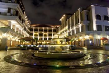 Hôtel de luxe, Melaka, Malaisie