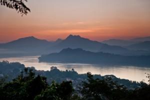 Luang Prabang et le Mékong