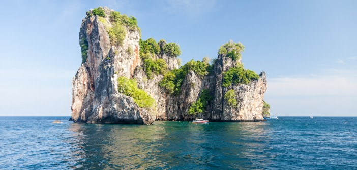 Koh Phi Phi Leh, Thaïlande