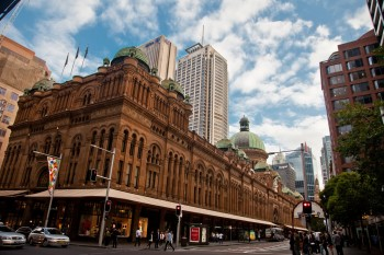 George Street, Sydney CBD