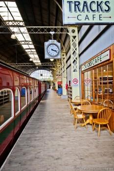 Gare de Queenstown