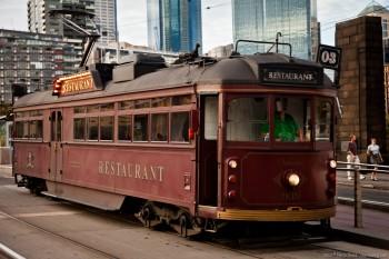 Tram Restaurant, Melbourne