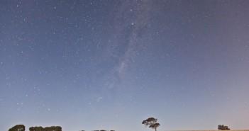 Ciel étoilé Barossa Valley