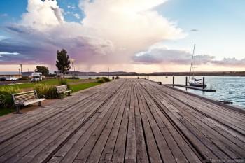 Esplanade de Port Augusta