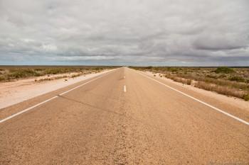 Route, Nullarbor Plain