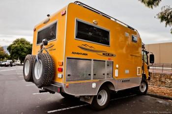 Camion Adventurer