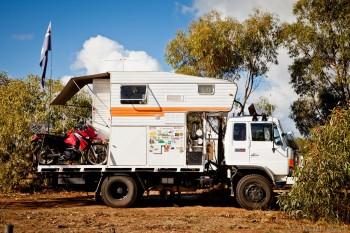 Le camion-caravane
