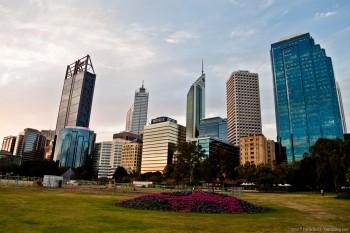 CBD, Perth