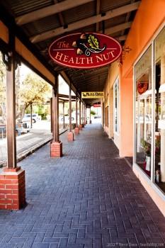 Rue d'Albany, Australie