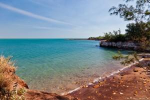 Mer du Timor, East Point Reserve