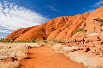 Entrée principale, Uluru