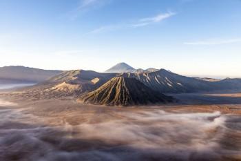 Mont Bromo, Java, Indonesie