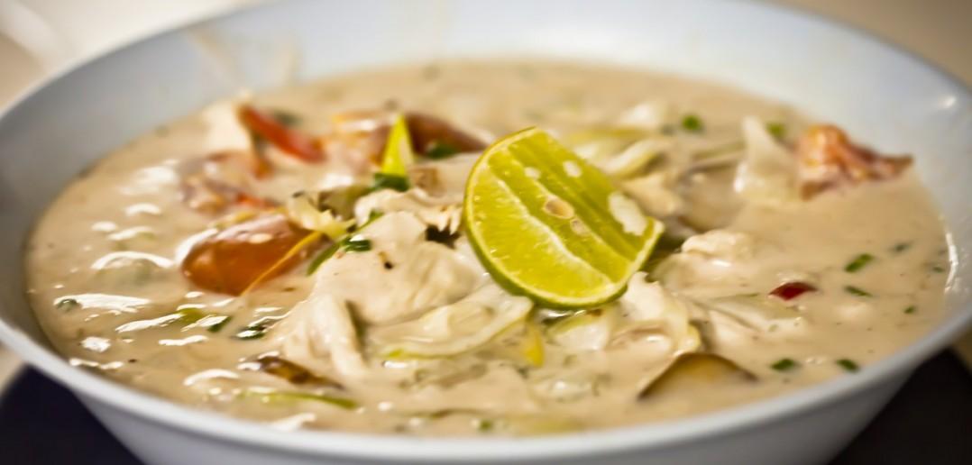 Curry chez Papaya Koh Phi Phi Thailande
