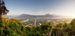 Panoramique Luang Prabang, Laos