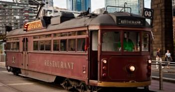 Tram restaurant