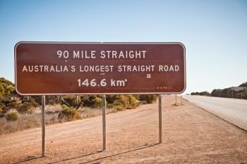 Nullarbor Plain Australie