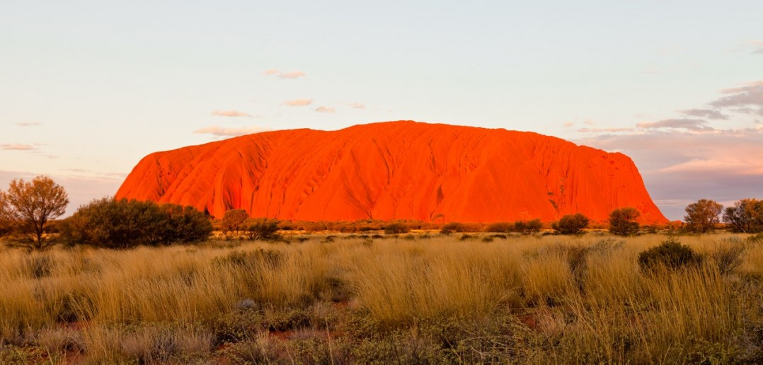 Uluru, Ayers Rock, NT, Australie