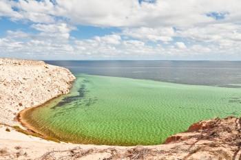 Eagle Bluff Shark Bay Western Australia Australie
