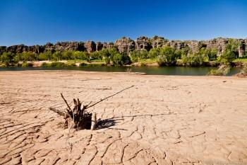 Geikie Gorge Kimberley WA Australie