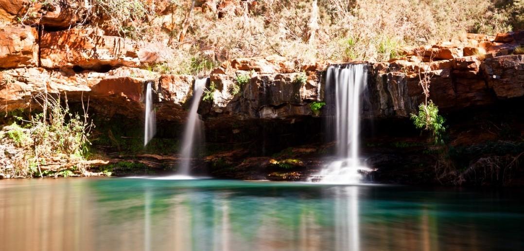 Karijini National Park WA Australie