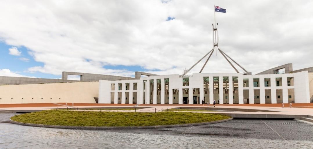 Parliament House Canberra ACT Australie