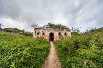 Ancien bagne de Wero, Ile des Pins