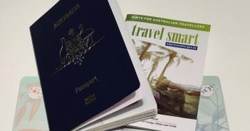 Nos passeports australiens !