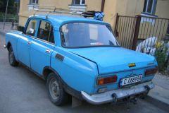 Lada bleue