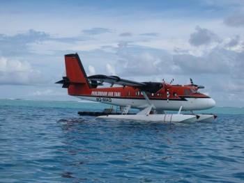 Hydravion, Meemu atoll, Maldives